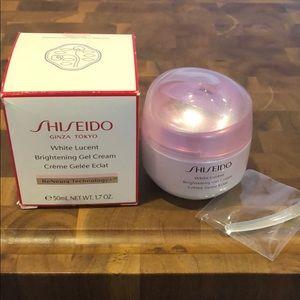 Shiseido White Lucent brightening gel cream NIB
